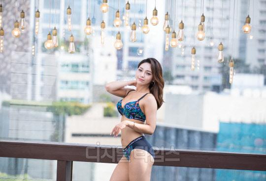 [포토] 김가희, 구릿빛 건강미